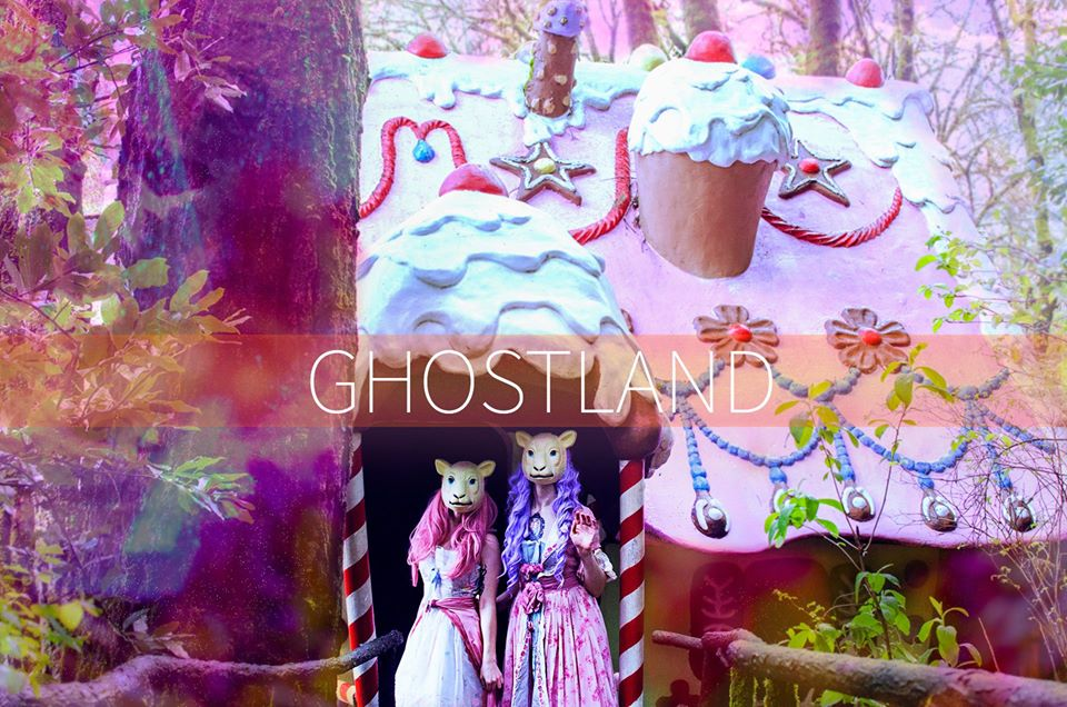 Ghostland:Dreams Promo