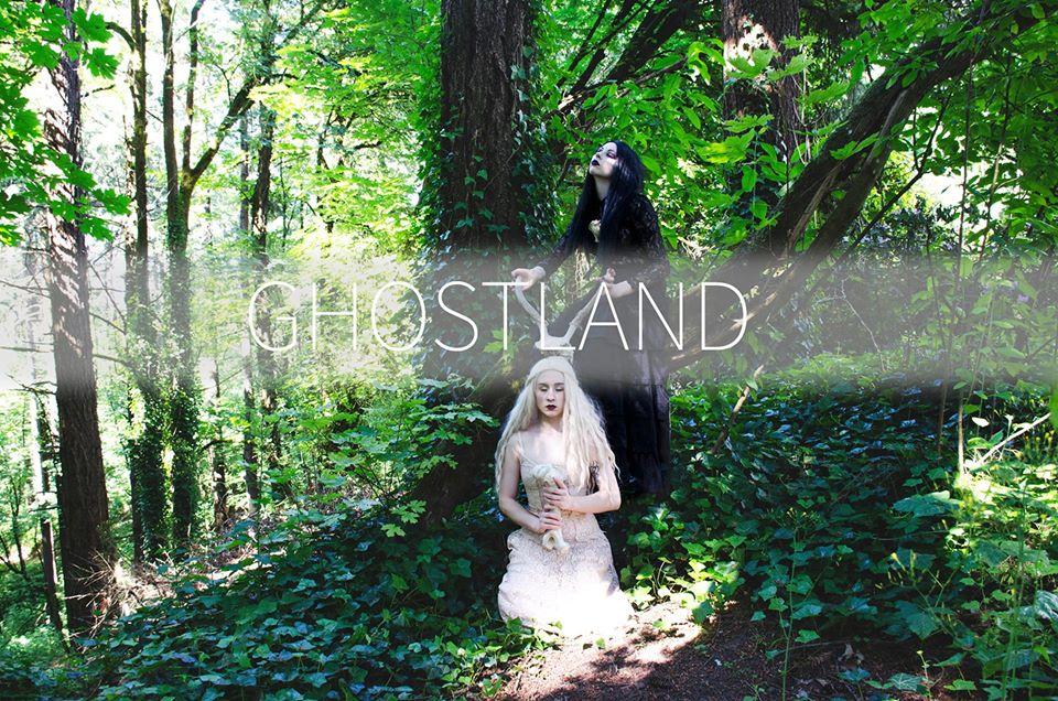 Ghostland: Rebirth Promo