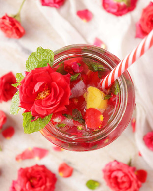 Virgin Rose Mojito - Shradha Rawat Photography