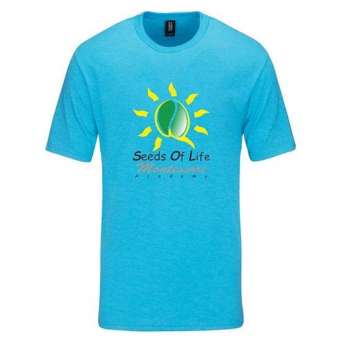 District Made® Men's Perfect Tri® Crew T-Shirt
