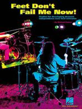 Feet Don't Fail Me Know drum book by Mike Packer