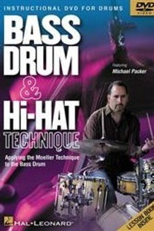 Bass Drum & Hi Hat Technique DVD by Mike Packer