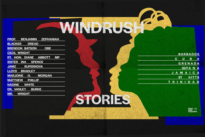 Prison Radio Association : Windrush Stories