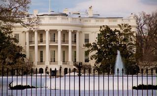 Que tal a Casa Branca além de Donald Trump?