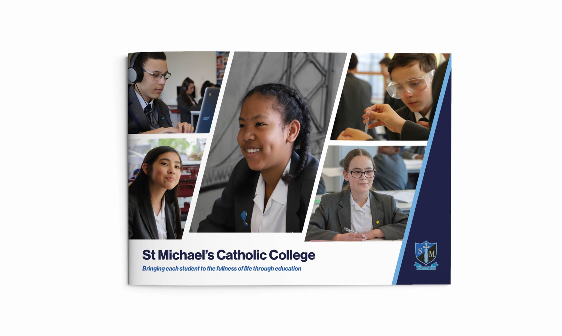 ( ST. MICHAEL'S CATHOLIC COLLEGE & 6TH FORM PROSPECTUSES )