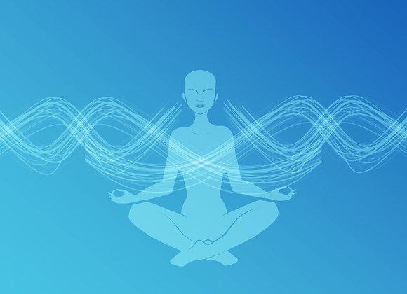 Körper- Aura- und Chakren Harmonisierung