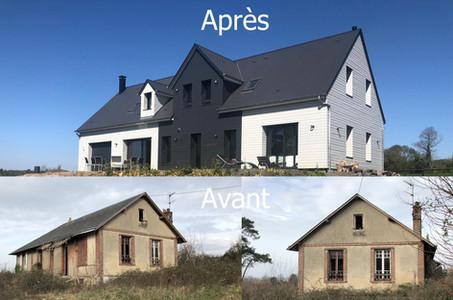 Rénovation Avant - Après