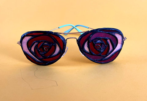 Rose Glasses by Isaac Beachy