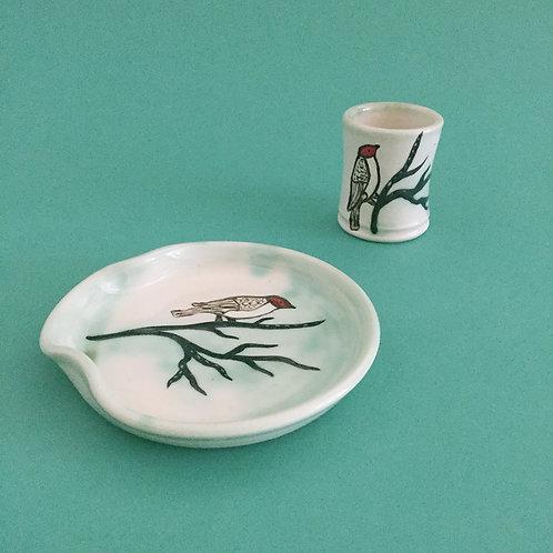 Ceramic items from Amanda Wolf