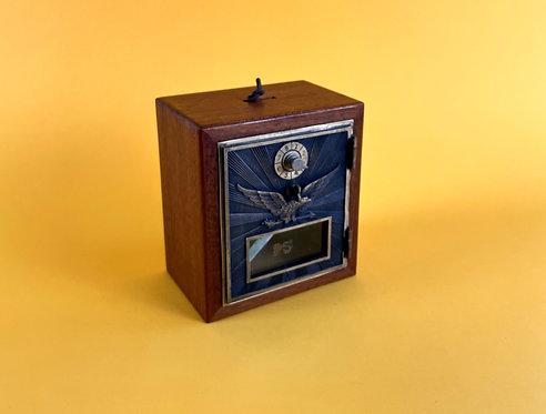 1906 Eagle Lock Box by Wood-N-You Like It