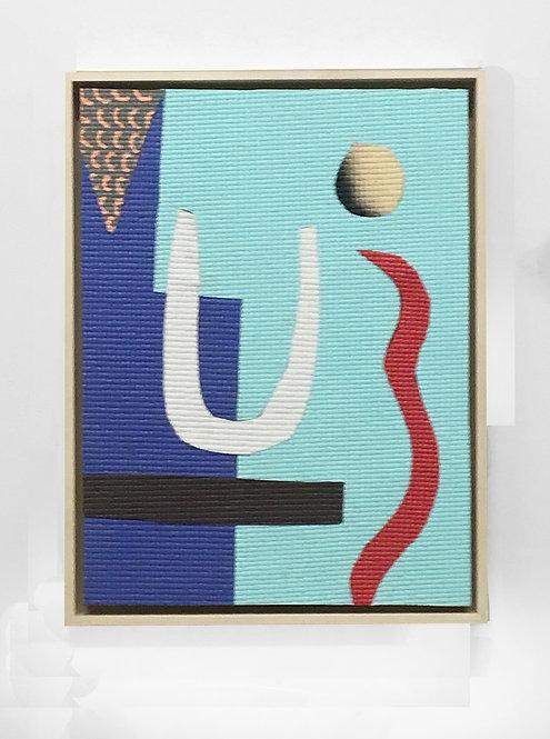 Alex Ebstein Vague Space