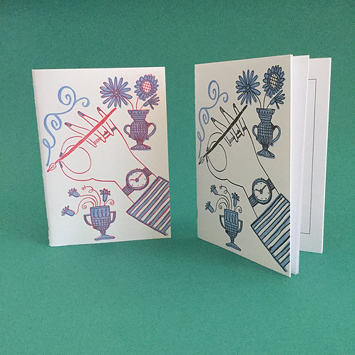 Notebooks and Calendars by Sophia Pappas