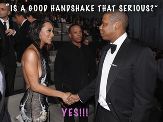 Does a good handshake really matter? (3 min read)