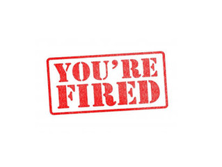 Six reasons why people get fired! and tips to help you keep your dream job.