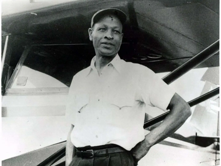 Cornelius Coffey _ First African American Aviator