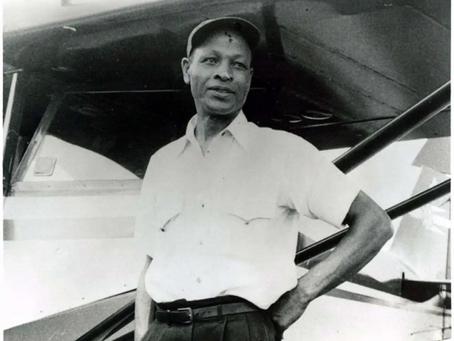 Cornelius Coffey _ First African American Aviator