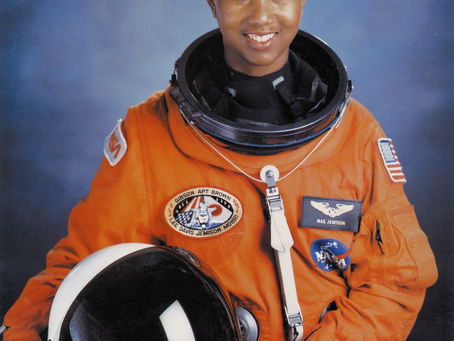 Mae Jemison _ First Black Woman in Space