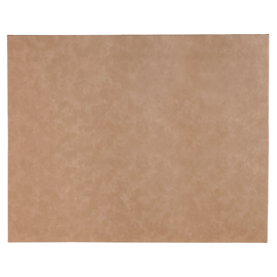 """Light Brown 16"""" x 20"""" Leatherette Wall Decor/Signage with Sawtooth Hanger"""