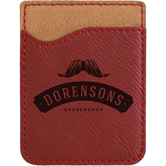 Rose' Leatherette Phone Wallet