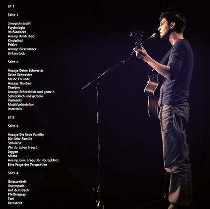 Vinyl: DOPPEL-VINYL inkl. Mp3-Downloadcode (LIVE)