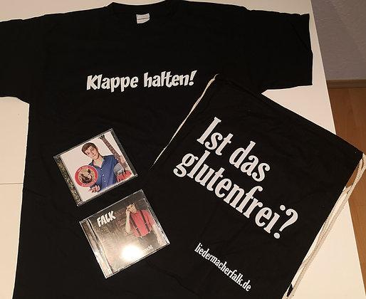 Sonderangebot Klein (Shirt, Tasche, 2 CDs nach Wahl)