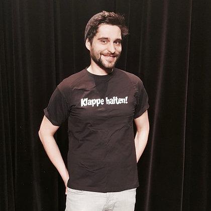 T-Shirt KLAPPE HALTEN