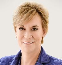 Hala Moddelmog, President and CEO of the Metro Atlanta Chamber