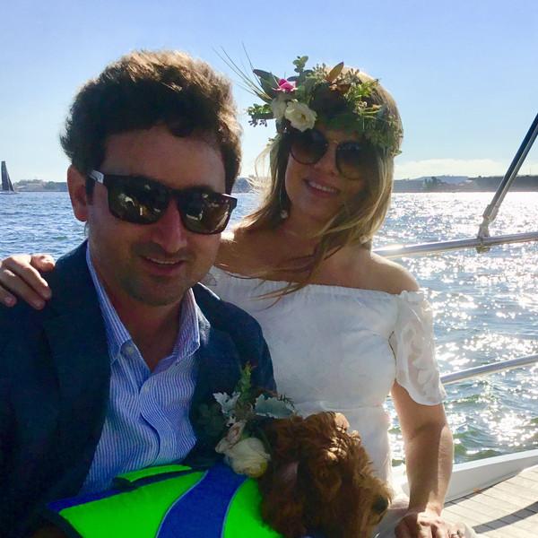 Navid & Jen - Just Married!