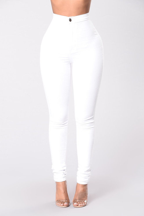 Must Have Jeans White