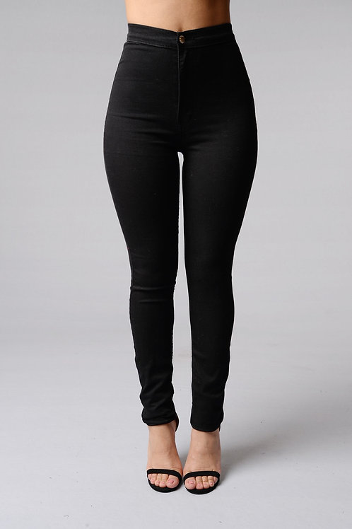 Must Have Jeans Black