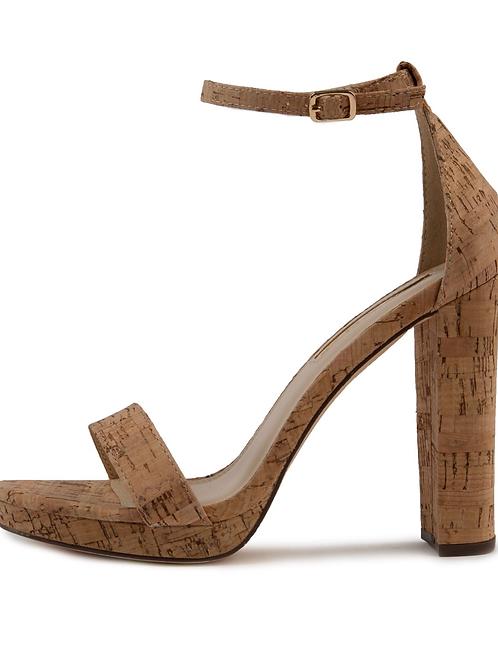 Vintage Cork Sandal