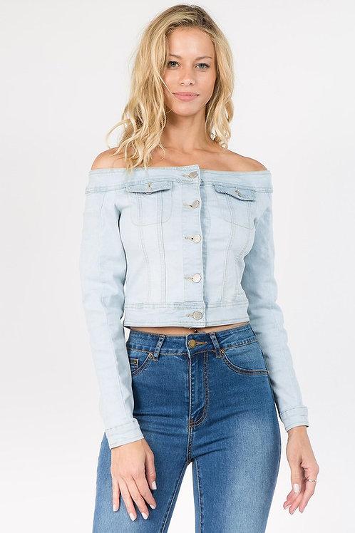 Jenna Jean shoulder