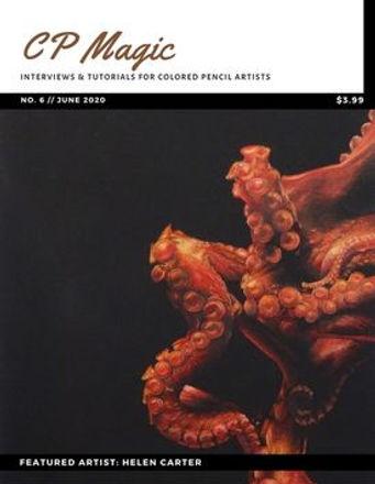 CP Magic Magazine Cover