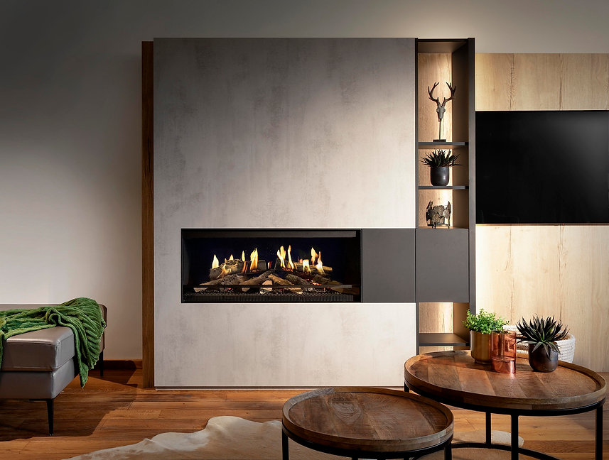 The innovative and sustainable high-tech designfire: The Kalfire E-one