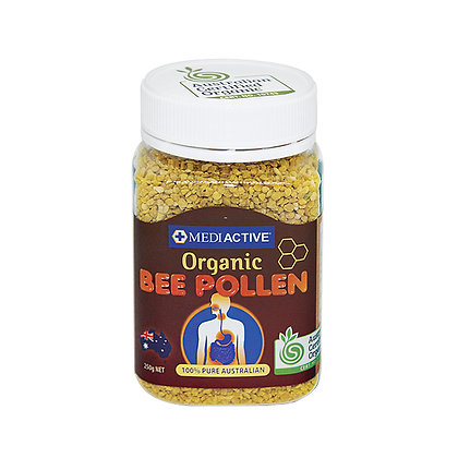 [Mediactive] Australian Organic Bee pollen 250g