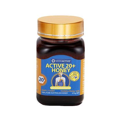 [Mediactive] Active 20+ Honey 375g
