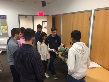 Singularity Technology Meets with B³ Engineers!