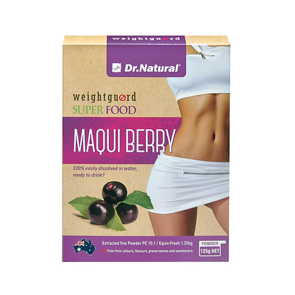 [Dr.Natural] Weightguard Superfood Maquiberry Powder 125g