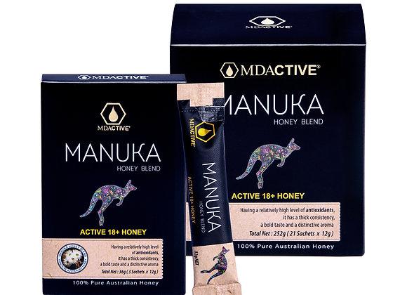 [MDActive] Manuka Honey Blend sachet 252g