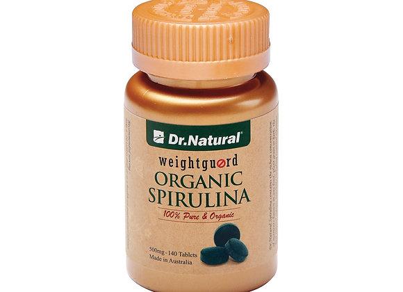 [Dr.Natural] Weightguard Superfood Spirulina Tablet 140's