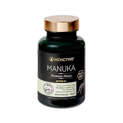 [MDActive] MGO58+ Manuka Honey 300g