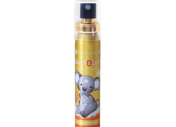 [Mediactive] Cough&Lung Fresher Spray 25ml - Orange flavour