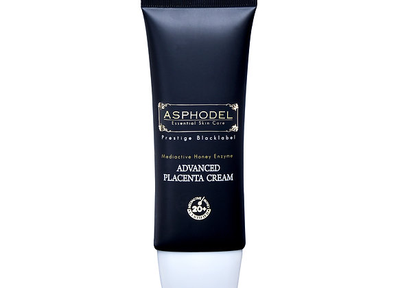 [Asphodel] Blacklabel Placenta Cream 70g Tube