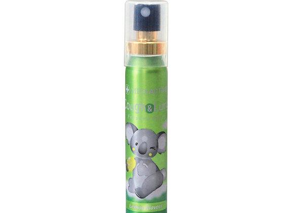 [Mediactive] Cough&Lung Fresher Spray 25ml - Lemon flavour