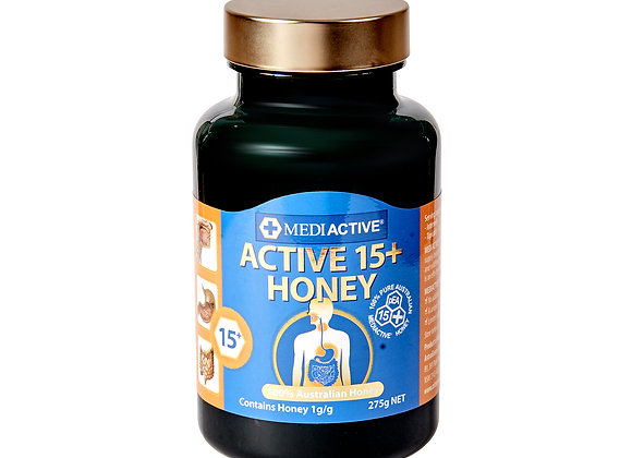 [Mediactive] Active 15+ Honey 275g