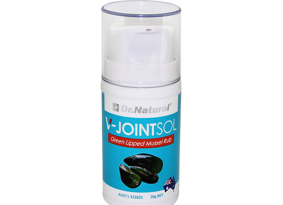 [Dr.Natural] V-Jointsol Green lipped Mussel Rub 70g
