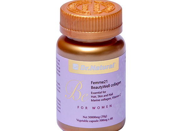 [Dr.Natural] Be Femme21 BeautyWell Collagen 60's