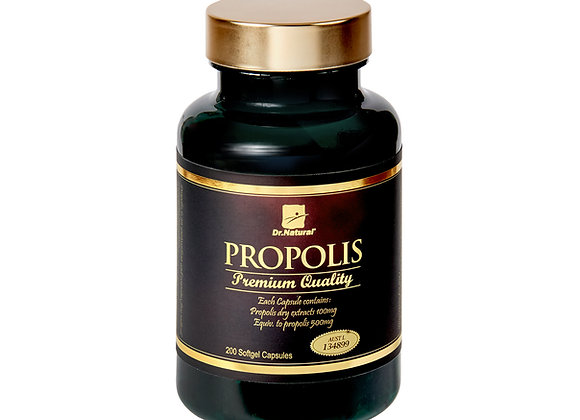 [Dr.Natural] Propolis 200's