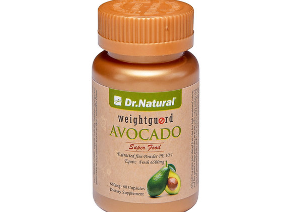 [Dr.Natural] Weightguard Superfood Avocado Powder 60's