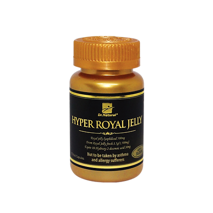 [Dr.Natural] Hyper Royal Jelly Powder 60's